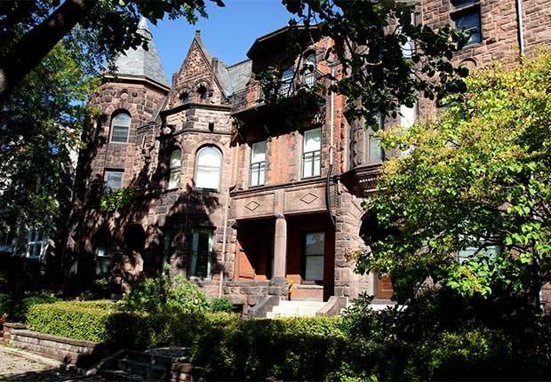 Redsidencia de F. Scott Fitzgerald - Casas o sitios donde dejaron huella escritores famosos