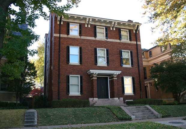 Residencia de T.S. Elliot - Casas o sitios donde dejaron huella escritores famosos