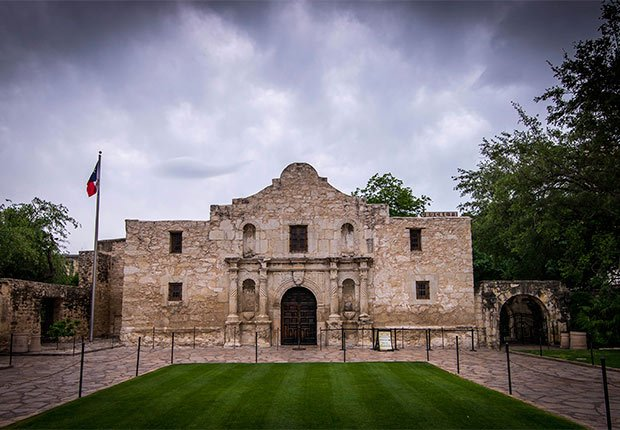 Atracciones turísticas que resaltan la cultura hispana - The Alamo