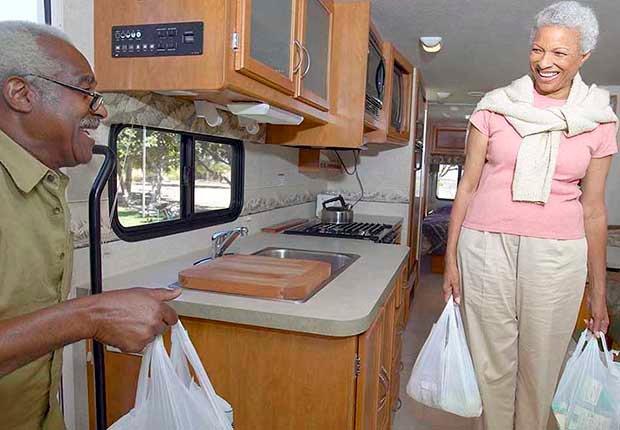 Consejos para viajes en una casa rodante