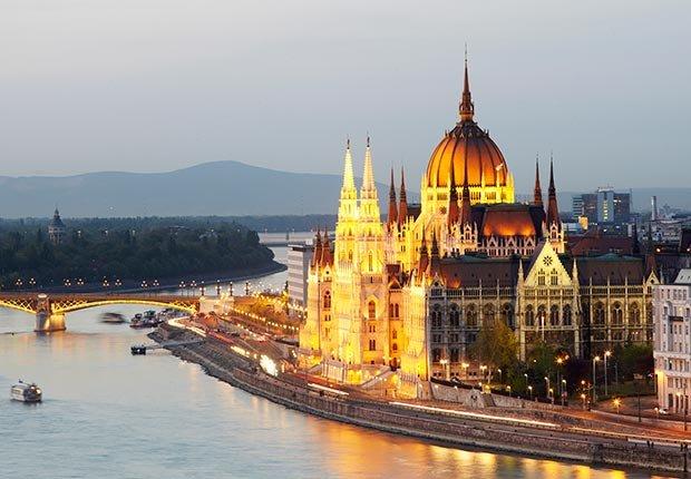Inolvidables travesías por ríos del mundo - Río Danubio