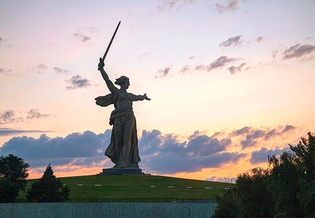 Volga: Rusia - Inolvidables travesías por ríos del mundo