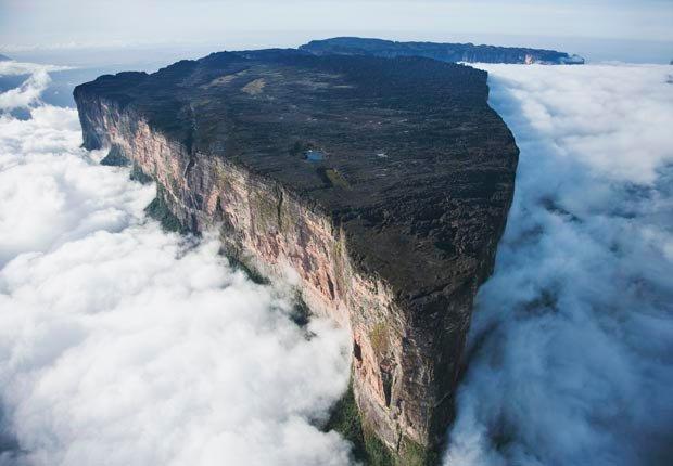 Monte Roraima, Brasil, Venezuela, Guyana - 10 Lugares únicos para ver en el extranjero