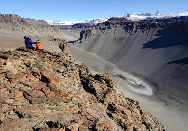 Don Juan Pond, Antárctica - 10 Lugares únicos para ver en el extranjero