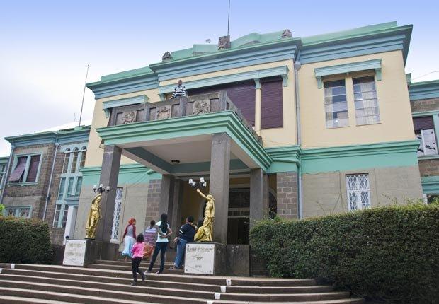 Museo Etnográfico de Addis Ababa, Etiopía - 10 ideas de moda para sus vacaciones