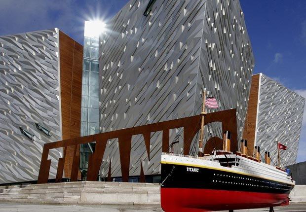 Titanic Visitors Center en Belfast, Irlanda del Norte - 10 ideas de moda para sus vacaciones