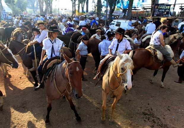 Desfile de la Patria Gaucha, Uruguay, 8 lugares que debes de ver en América Latina