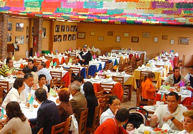 Restaurante Arroyo - Restaurantes en Ciudad de México