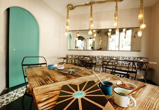 Cate de mi Corazon - Restaurantes en Ciudad de México
