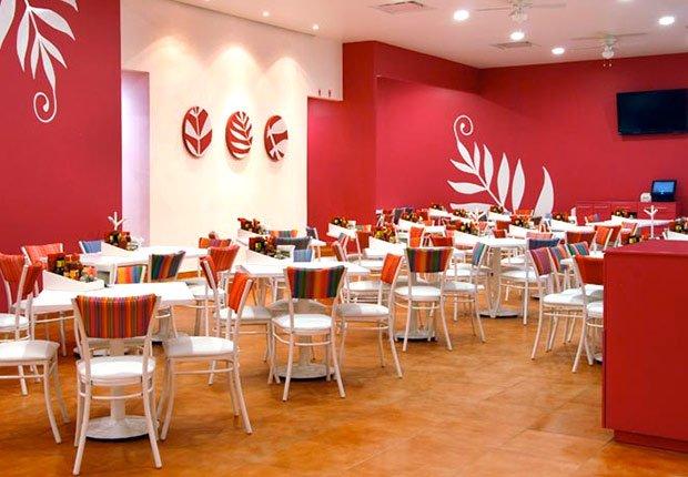 Mi gusto es restaurant in Mexico City