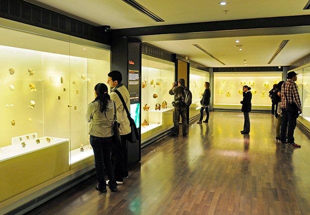Museo del oro, Colombia - De viaje por los países más felices de América Latina