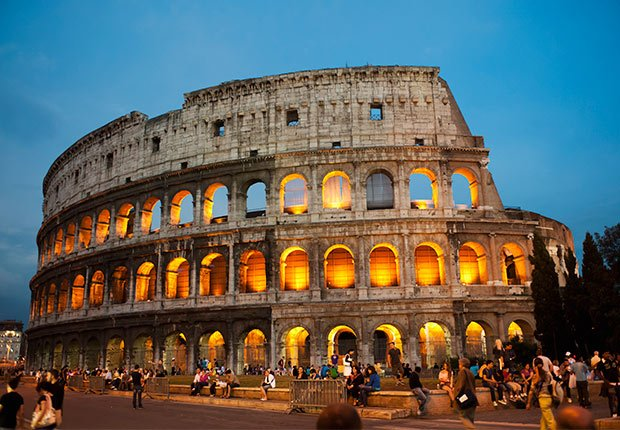 Ciudades que no te puedes perder en Europa - Roma