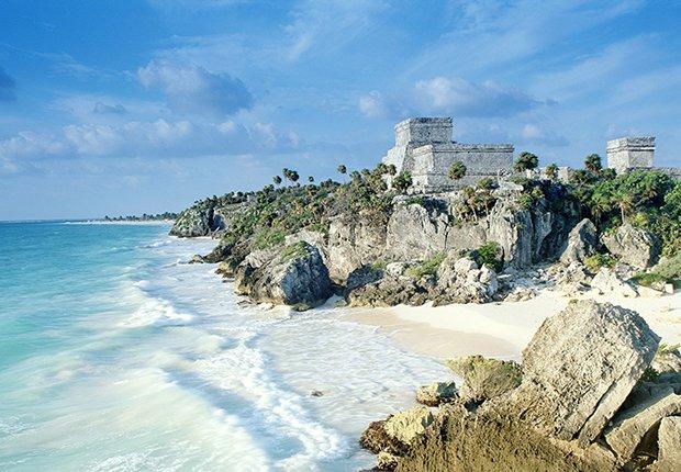 Playas paradisíacas en Latinoamérica