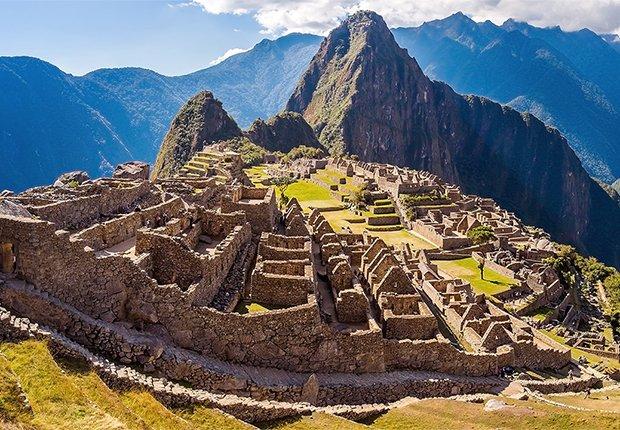 Impactantes ruinas en el mundo