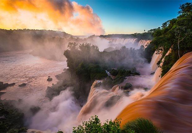 Parque Nacional Iguazú, Argentina