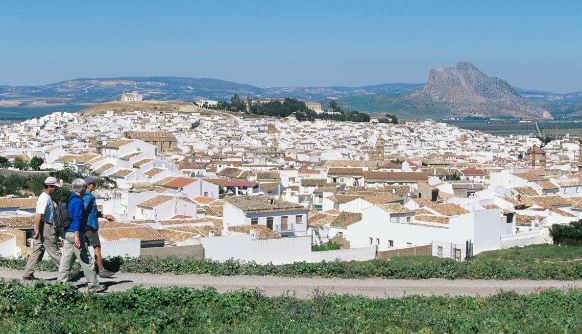 Build Stamina in Spain