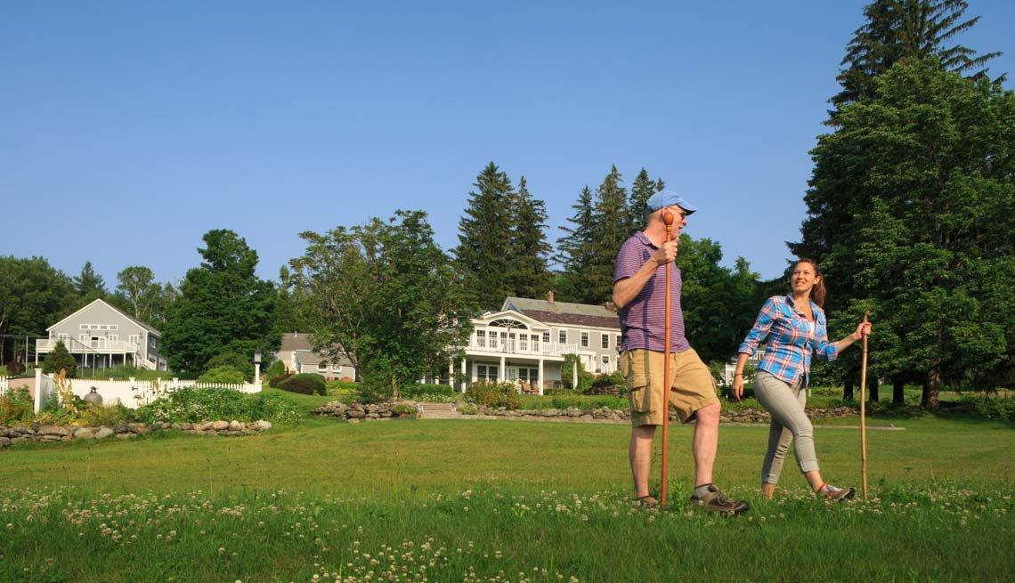 Invigorate in Vermont