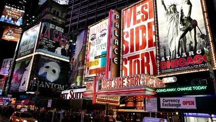 Times Square en Nueva York, 5 lugares para celebrar el Día de la Madre