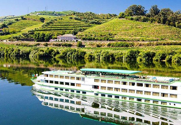 Guía para planificar un viaje en crucero - Crucero por río en Portugal