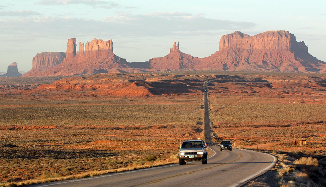 Route 66 (2 weeks or more)