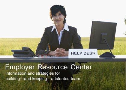 Employer Resource Center