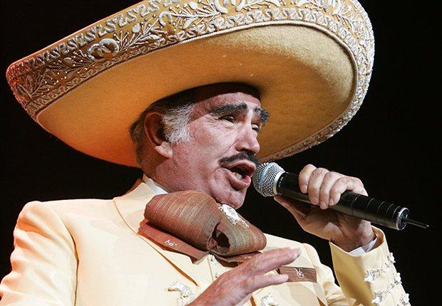 Vicente Fernandez - Trabajos antes de ser famosos