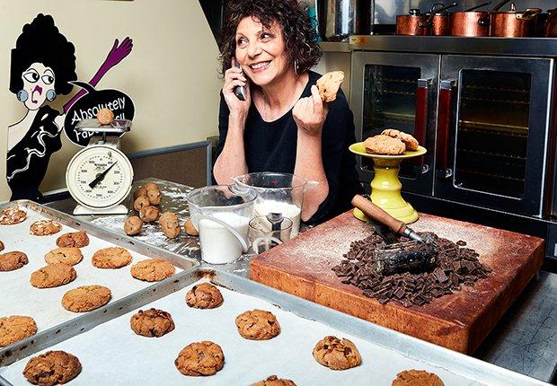 Ricos después de los 50 - Franny Martin, 70 años de Cookies On Call