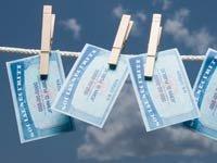 Cómo obtener una tarjeta del seguro social - Imágenes de la tarjeta.