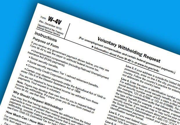 Forma W-4 de impuestos - Preguntas sobre el seguro social