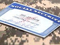 Tarjeta del Seguro Social - Servicio Militar