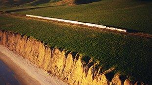 5 Great Train Journeys Across America