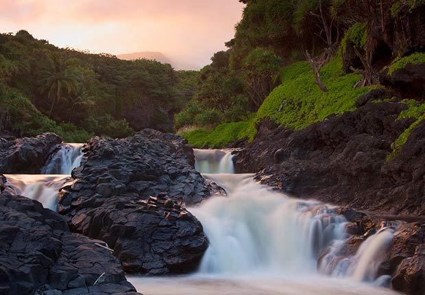 Lugares inesperados donde volver a enamorarse - Hana, Hawaii