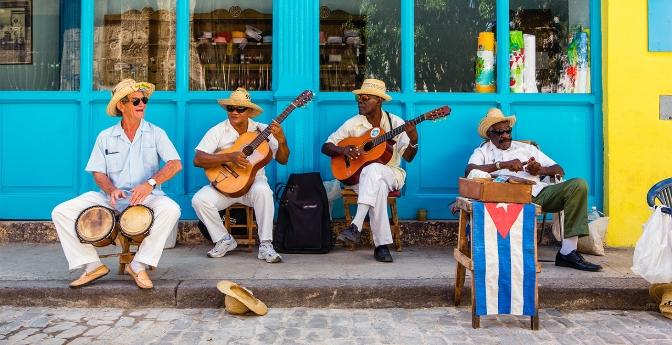 The Adventurer: Cuba