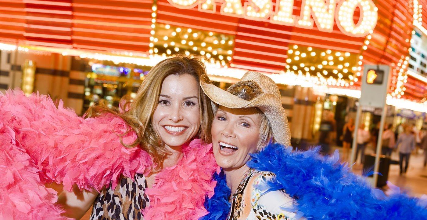 Las Vegas: A Girls-Only Hotspot