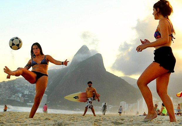 Playas atractivas en el mundo