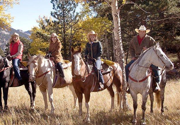 Lugares para unas vacaciones en familia - Colorado