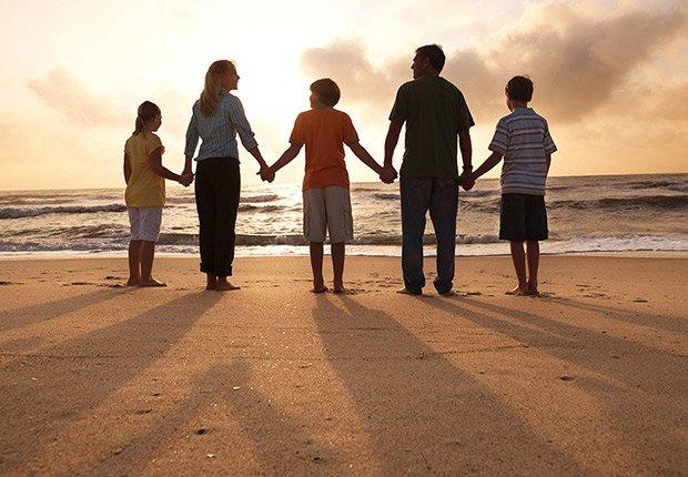 Lugares para unas vacaciones en familia