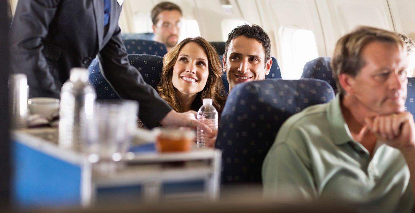 9 In-Flight Airline Freebies