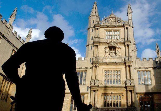 Escuela de Verano para adultos de la Universidad de Oxford en Oxford, Inglaterra - 9 Vacaciones de verano en las que usted nunca ha pensado