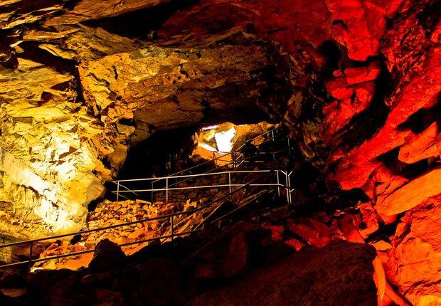 Parque nacional Mammoth Cave en Kentucky - 10 mejores parques nacionales para visitar en el verano