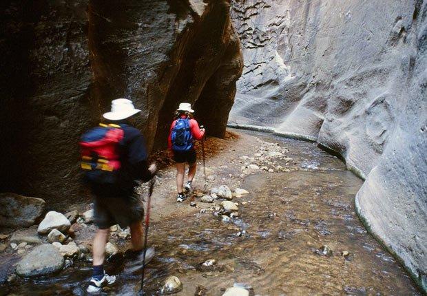 Parque nacional Zion en Utah - 10 mejores parques nacionales para visitar en el verano