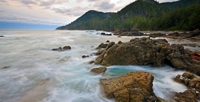 Go Storm-Watching on British Columbia's Vancouver Island