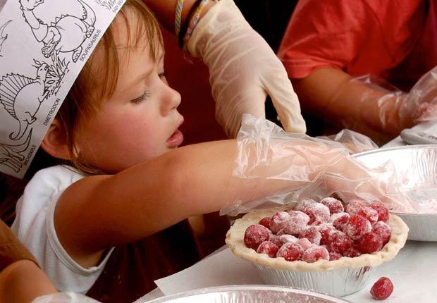 Festival Nacional de la Cereza, 10 mejores festivales gastronómicos de verano EE.UU. para 2014