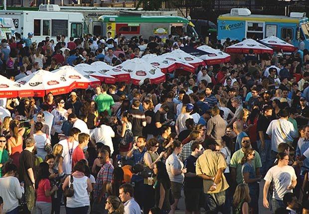 Truckeroo Food Truck Festival, 10 Best U.S. Summer Food Festivals for 2014