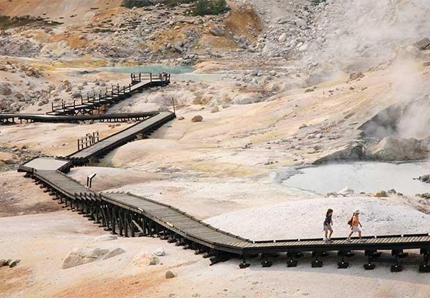 Parques que pasan desapercibidos en EE.UU. - Lassen National Park