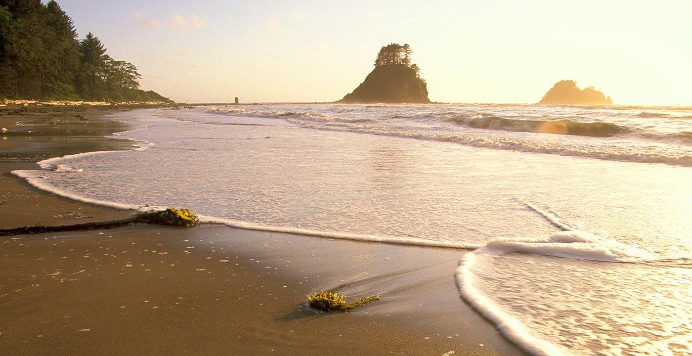Ozette Beach, Wash.