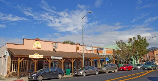 Calistoga, California