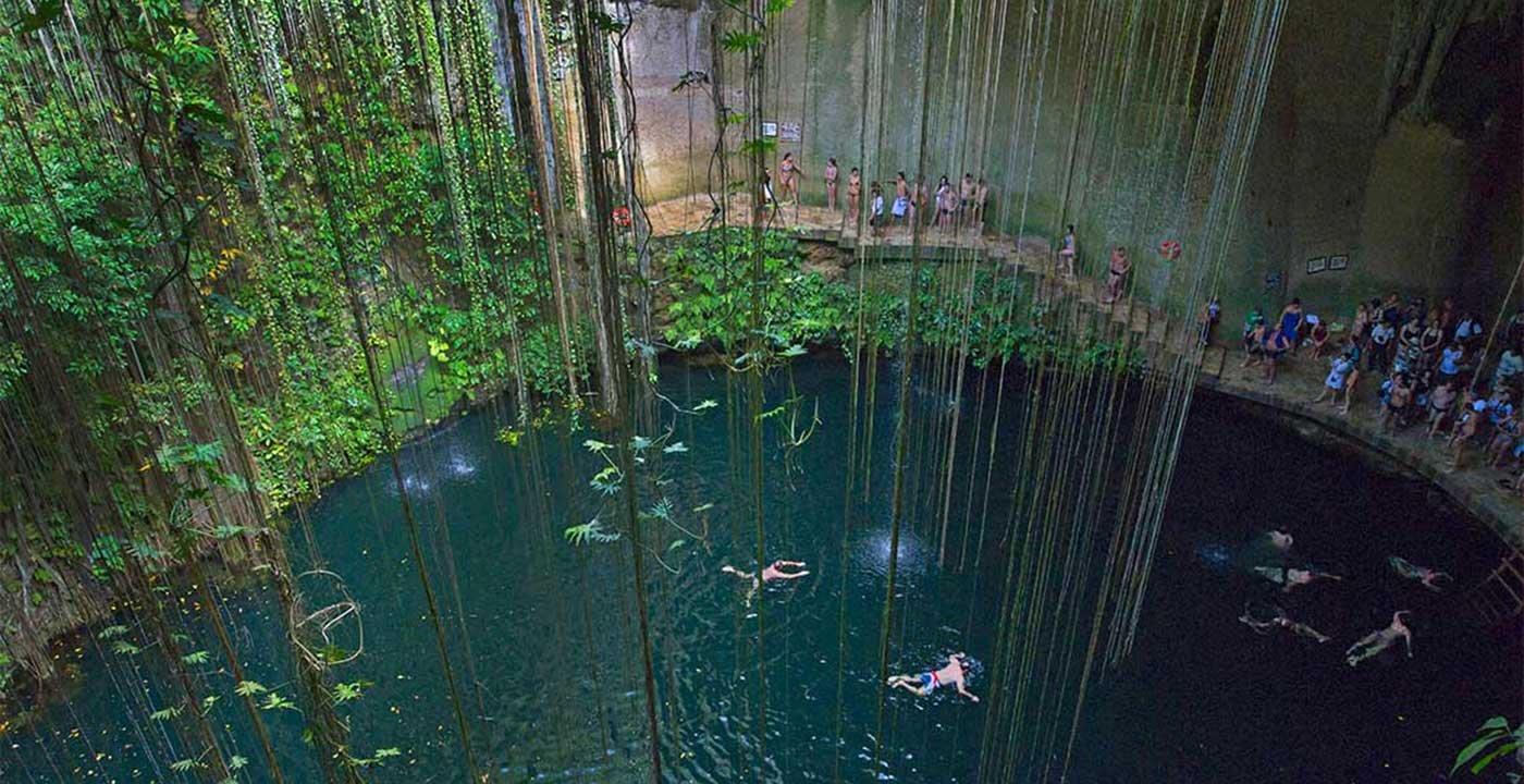 Cenotes of the Yucatan, Mexico