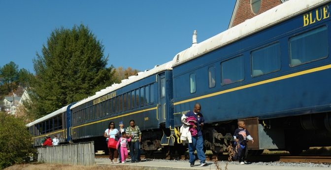 Blue Ridge Scenic Railway, Georgia