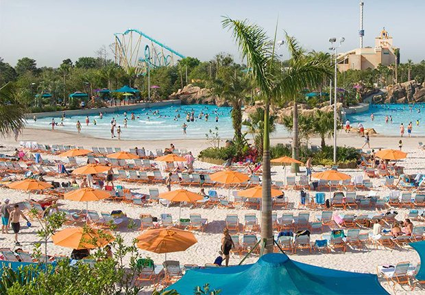 Aquatica, 10 Best Waterparks in America